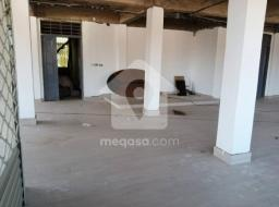 8 room commercial space for rent at Madina zongo junction