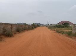 land for sale at TEMA COMMUNITY 25 HOT DISCOUNT ON GATED COMMUNITY LANDS.